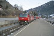 Ge 4/4 III 646 in Tiefencastel