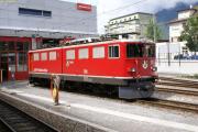 Ge 4/4 II 701 in Chur