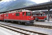 Ge 4/4 II 631 in Chur