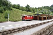 Ge 6/6 II 702 in Filisur