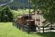 Denkmallok Ge 6/6 I 407 in Bergün/Bravuogn