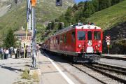 ABe 4/4 48 in Alp Grüm