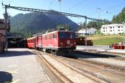 Ge 4/4 I 602 in Pontresina