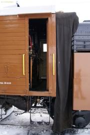 Heizer-Kabine der Xrotd 9213.