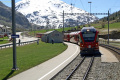 ABe 4/4 8/12 in Bernina Suot.