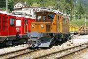 Ge 4/4 182 in Poschiavo