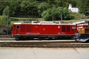 Gem 4/4 801 in Poschiavo