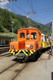 Ge 2/2 162 in Poschiavo