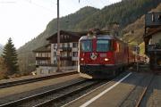 Ge 4/4 II 620 in Klosters Dorf