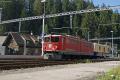 Ge 6/6 II 704 in Reichenau-Tamins