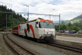 Ge 4/4 III 649 in Reichenau-Tamins