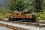 Ge 6/6 I 415 in Reichenau-Tamins