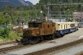 Ge 6/6 I 415 in Reichenau-Tamins vor dem Alpine Classic Pullman