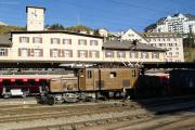 Ge 6/6 I 415 in St. Moritz