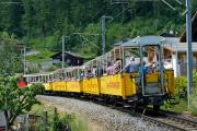 Jubiläumsfest Surselva. Railrider