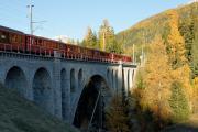 Inn-Viadukt in Cinuos-chel