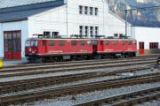 Ge 4/4 I 605 und 603 in Landquart