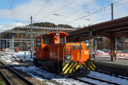 Tm 2/2 112 in St. Moritz