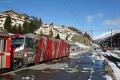 Ge 4/4 III 642 in St. Moritz
