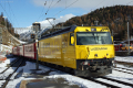 Ge 4/4 III 644 in St. Moritz