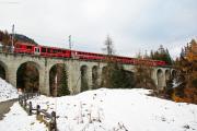 Inn-Viadukt von Cinuos-chel