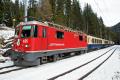 """100 Jahre Chur - Arosa! Ge 4/4 II 625 mit dem """"Alpine Classic Pullmann Express"""" in der DStn Haspelgrube"""