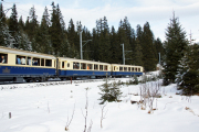 "100 Jahre Chur - Arosa! ""Alpine Classic Pullmann Express"" bei der DStn Haspelgrube"