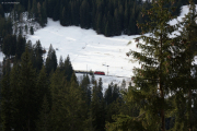 "100 Jahre Chur - Arosa! ""Alpine Classic Pullmann Express"" zw. Litzrirüti und Langwies"