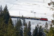 "100 Jahre Chur - Arosa! Ge 4/4 II 625 mit dem ""Alpine Classic Pullmann Express"" unterhalb Litzirüti"