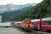 Ge 2/2 161 in Poschiavo