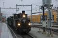 """Bahnoldtimer - 20 Jahre Club 1889: """"Holsboer Memorial Express"""" mit G 3/4 11 erreicht Samedan"""