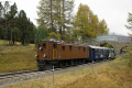 "Bahnoldtimer - 20 Jahre Club 1889: ""Lunghin-Express"" mit Ge 4/6 353 vor Pontresina"