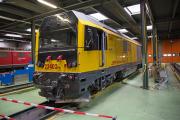 Bahnoldtimer - 20 Jahre Club 1889: neue Gmf 4/4 II 234 02 im Depot Samedan