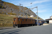 """Bahnoldtimer - 20 Jahre Club 1889: """"Lunghin-Express"""" mit Ge 4/6 353 in S-chanf"""