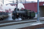 Bahnoldtimer - RhB-Winterdampf 2017