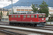 Ge 6/6 II 702 in Samedan
