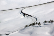 Berninabahn, Obere Berninabachbrücke, Alp Bondo