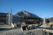 Neue Hinterrrheinbrücke Reichenau