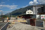 Umbau Bahnhof Ilanz