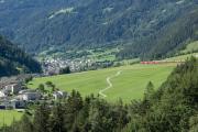 Berninabahn bei Privilasco