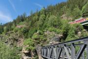 Untere und Obere Cavagliasco-Brücke