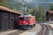 Ge 4/4 I 605, Bergün/Bravuogn