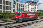 Ge 4/4 III 647 in Chur