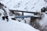 Realp - Rotondohütte SAC - Lekipass - Realp :: Dampfbahn Furka-Bergstrecke DFB