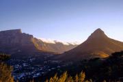 Cape Town mit Lion's Head und Tafelberg