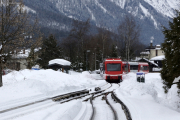 Mont Blanc-Express. Chamonix