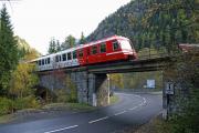 Mont Blanc-Express. SNCF/TMR. Châtelard-Frontière