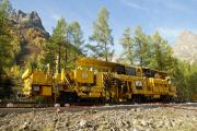 Mont Blanc-Express. SNCF. Umfassende Sanierung der Strecke Vallorcine-Chamonix.  Vallorcine