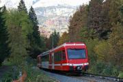 Mont Blanc-Express. SNCF. La Fontaine