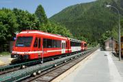 Mont Blanc-Express. SNCF. Argentière